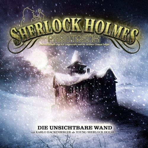 Sherlock Holmes Phantastik Hörspiel CD 001 1 Die unsichtbare Wand  NEU & OVP