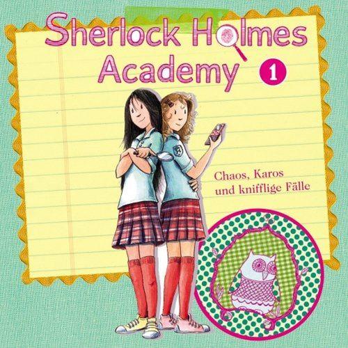 Sherlock Holmes Academy Hörspiel CD 001 1 Chaos, Karos und knifflige Fälle  NEU & OVP
