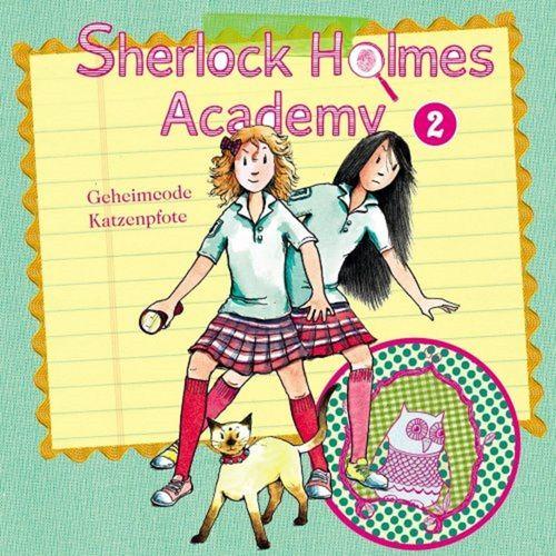 Sherlock Holmes Academy Hörspiel CD 002 2 Geheimcode Katzenpfote  NEU & OVP