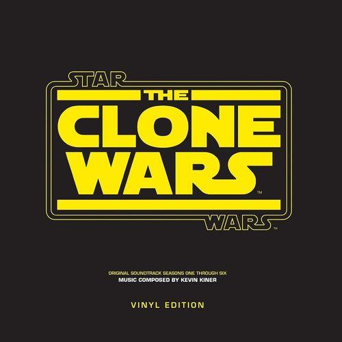 Star Wars - The Clone Wars Hörspiel LP Season 1 - 6 Soundtrack Vinyl NEU
