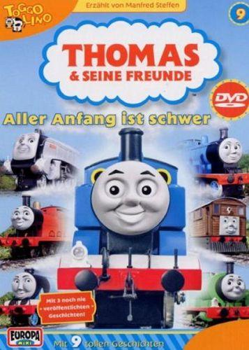DVD Thomas und seine Freunde 09 9 Aller Anfang ist schwer TV-Serie 9 Folgen OVP NEU