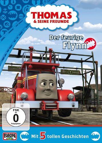 DVD Thomas und seine Freunde 34 Der feurige Flynn TV-Serie 5 Folgen OVP & NEU