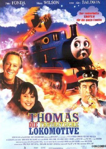 DVD Thomas und seine Freunde 1. Kinofilm Thomas, die fantastische Lokomotive 2001 OVP & NEU