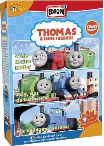 DVD Thomas und seine Freunde  3er Box 2  TV-Serie  04+05+06 OVP & NEU