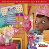 Walt Disney Hörspiel CD Doc McStuffins Spielzeugärztin Folge 7 Valentinstag TV-Serie NEU & OVP