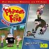 Walt Disney Hörspiel CD Phineas und Ferb Folge 12 Sommer in Gefahr TV-Serie NEU & OVP