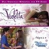 Walt Disney Hörspiel CD Violetta 2 Folge 3 & 4 TV-Serie NEU & OVP