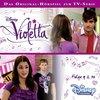Walt Disney Hörspiel CD Violetta 5 Folge 9 & 10 TV-Serie NEU & OVP
