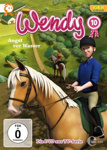 DVD Wendy 10 Angst vor Wasser TV-Serie 2 Folgen OVP & NEU