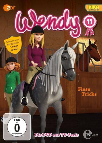 DVD Wendy 11 Fiese Tricks TV-Serie 3 Folgen OVP & NEU