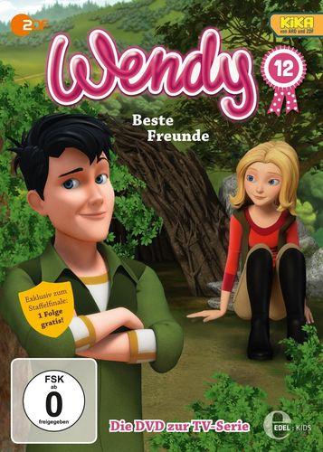 DVD Wendy 12 Beste Freunde TV-Serie 3 Folgen OVP & NEU