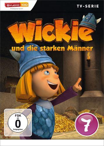 DVD Wickie und die starken Männer Box 7 Staffel 1.7 CGI TV-Serie Folgen 40-46 OVP & NEU