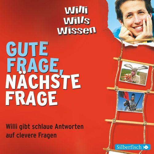 Willi Wills Wissen Hörbuch CD Gute Frage, nächste Frage 3 CDs NEU