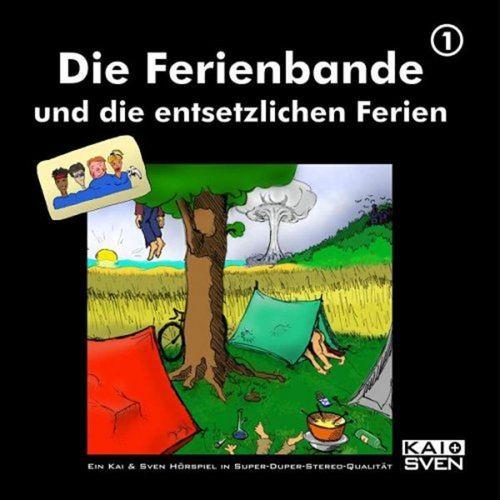 Die Ferienbande Hörspiel CD 01 1 und die entsetzlichen Ferien   NEU & OVP