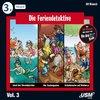Die Baadingoo Feriendetektive Hörspiel CD 3. Fanbox 6 + 7 + 1 Ulf Blanck 3 x CDs 3er Box 03/3er NEU
