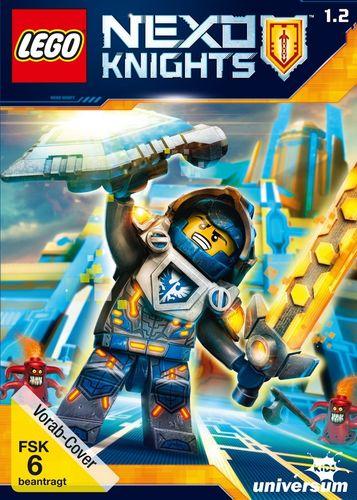 DVD LEGO ® Nexo Knights 02 1.2 TV-Serie Episoden 05-07 NEU & OVP