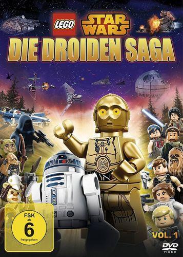 DVD LEGO ® Star Wars - Die Droiden Saga - Volume 1  NEU & OVP