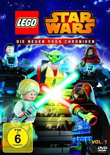 DVD LEGO ® Star Wars - Die neuen Yoda Chroniken Volume 1  NEU & OVP