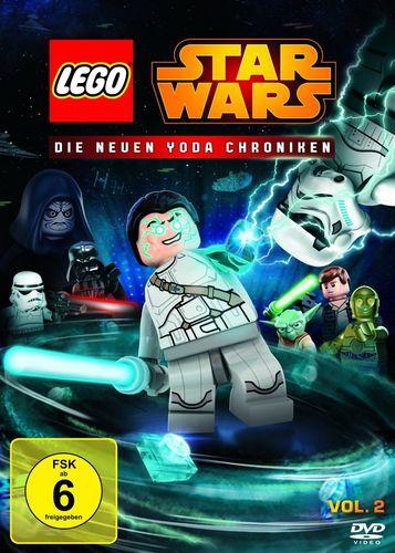 DVD LEGO ® Star Wars - Die neuen Yoda Chroniken Volume 2 NEU & OVP