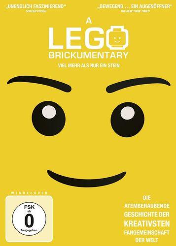 DVD LEGO ® A Lego Brickumentary  NEU & OVP