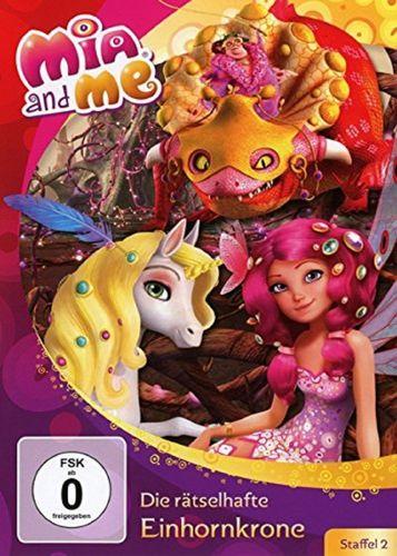 DVD Mia and Me 20 Der vierte Ring Staffel 2 7 TV-Serie 13+14 OVP & NEU