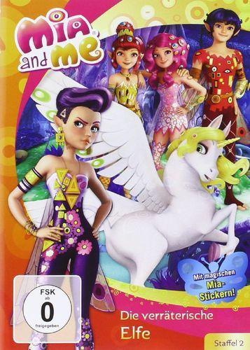 DVD Mia and Me 22 Die Verräterische Elfe Staffel 2 9 TV-Serie 17+18 OVP & NEU
