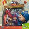 Mike der Ritter Hörspiel CD 009 9 und der Zauberschatz 4 Geschichten Europa NEU & OVP