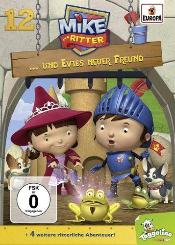DVD Mike, der Ritter 12 und Evies neuer Freund  TV-Serie 5 Episode OVP & NEU