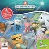 Die Oktonauten Hörspiel CD 10 und das Korallenriff 4 Geschichten NEU & OVP