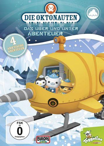 DVD Die Oktonauten Special - Das Über und Unter Abenteuer TV-Serie 4 Episoden OVP & NEU