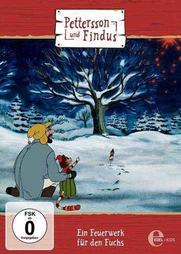 DVD Pettersson und Findus 02  2 Ein Feuerwerk für den Fuchs 2015 TV-Serie Edel Kids NEU