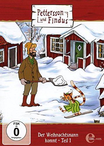 DVDPettersson und Findus 07 7 Der Weihnachtsmann kommt Teil 1 2015 TV-Serie Edel Kids  NEU