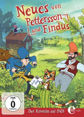 DVD Pettersson und Findus 2. Kinofilm Neues von Pettersson & Findus  2003 Edel Kids NEU & OVP
