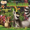 King Julien aus Madagascar Hörspiel CD 003 3 Der Alte König TV-Serie Edel Kids NEU