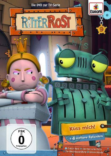 DVD Ritter Rost 09 9 Küss mich! TV-Serie 5 Episoden NEU & OVP