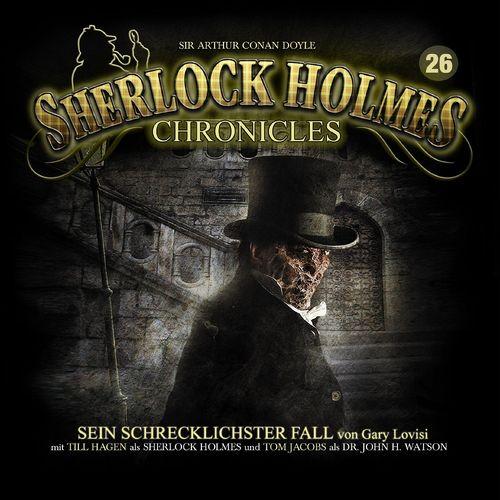 Sherlock Holmes Chronicles Hörspiel CD 026 26 Sein schrecklichster Fall 2er Box NEU & OVP