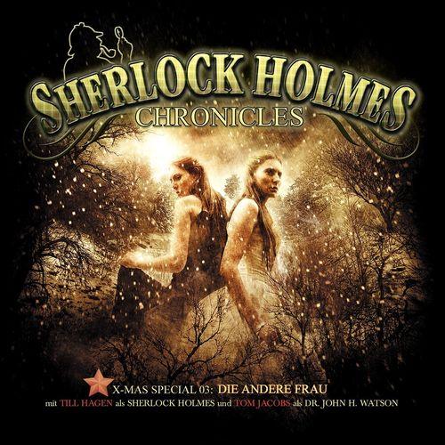 Sherlock Holmes Chronicles Hörspiel CD X-Mas 3 Die andere Frau  NEU & OVP