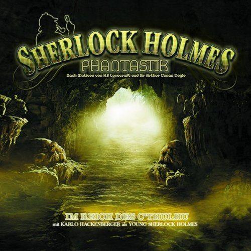 Sherlock Holmes Phantastik Hörspiel CD 003 3 Im Reich des C'Thulh 2er CDs NEU & OVP