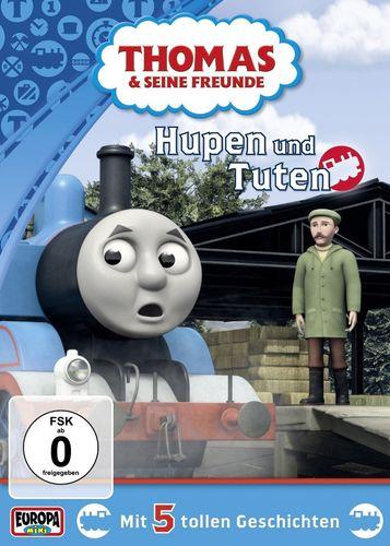 DVD Thomas und seine Freunde 36 Hupen und Tuten TV-Serie 5 Folgen OVP & NEU