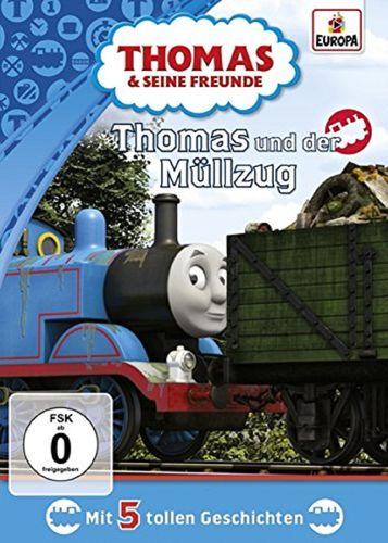 DVD Thomas und seine Freunde 37 Thomas und der Müllzug TV-Serie 5 Folgen OVP & NEU