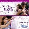 Walt Disney Hörspiel CD Violetta 7 Folge 13 & 14 TV-Serie NEU & OVP