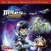 Walt Disney Hörspiel CD Miles von Morgen 01 1 Raumschiff außer Kontrolle TV-Serie 4 Episoden NEU