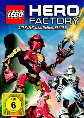 DVD Lego ® Hero Factory - Aufstieg der neuen Helden [DVD] (2011) Christopher B. Dun...