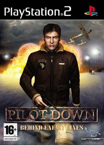 PlayStation 2 PS2 Spiel - Pilot Down - Behind Enemy Lines UK  USK 18 komplett + Anleitung  NEU & OVP