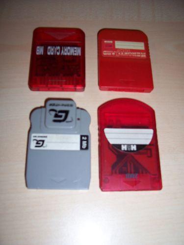 PlayStation 1 PS1 - 1x Memory Card mit 2MB 2 MB Speicherkarte PSX PSone gebr.