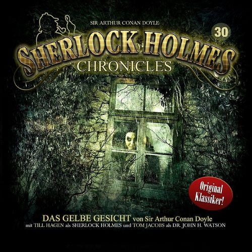 Sherlock Holmes Chronicles Hörspiel CD 030 30 Das gelbe Gesicht  NEU & OVP