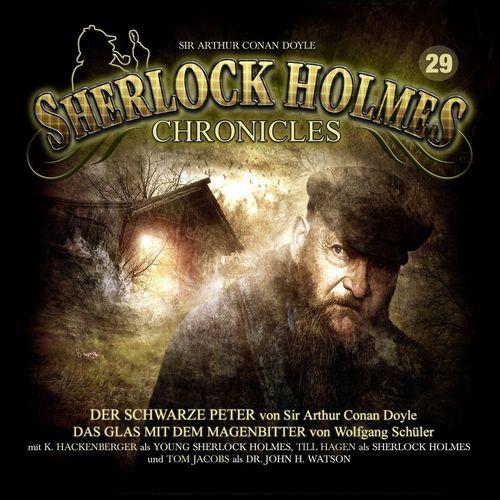 Sherlock Holmes Chronicles Hörspiel CD 029 29 Der schwarze Peter  NEU & OVP