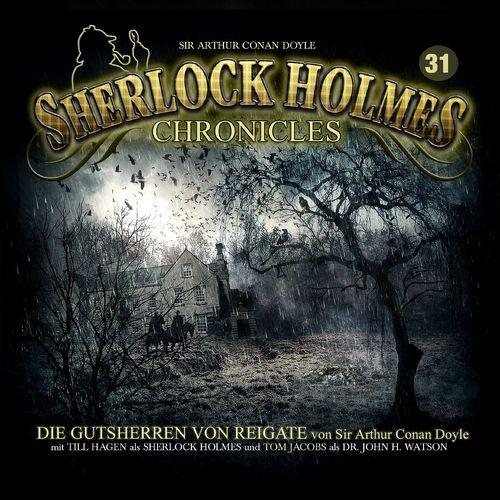 Sherlock Holmes Chronicles Hörspiel CD 031 31 Die Gutsherren von Reigate  NEU & OVP
