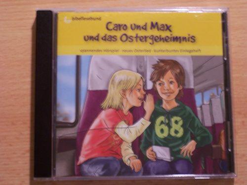 Caro und Max Hörspiel CD 002 2 und das Ostergeheimnis  Bibellesebund  gebr.