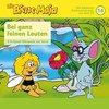 Die Biene Maja Hörspiel CD 014 14 Bei ganz feinen Leuten Karussell gelb NEU & OVP